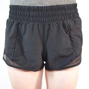 LULULEMON Black Beat The Heat Shorts